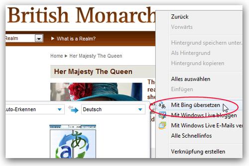 Internetseite übersetzen Firefox