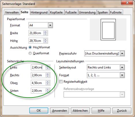 Libreoffice Briefvorlage Erstellen Computer Treff